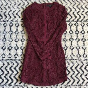Lulus Red Dress